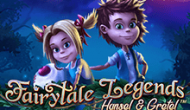 Fairytale Legends: Hansel & Gretel – NetEnt автомат на деньги